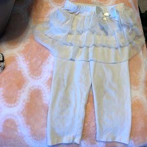 Other - Toddler girls long pants skirt bottoms